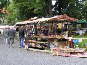 Svatováclavská pouť 2012