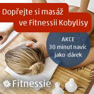 Fitnessie Kobylisy - masáže