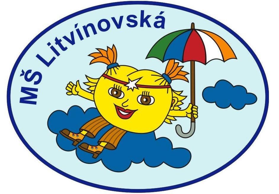 MŠ Litvínovská logo